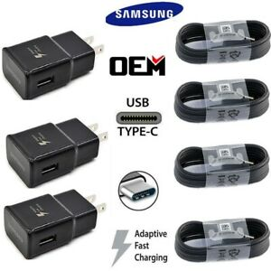 Original Samsung Galaxy Note8 Note9 S8 S9 S10+ OEM Adaptive Fast Rapid Charger