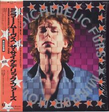 The Psychedelic Furs - Mirror Moves JAPAN LP with OBI and INSERTS Shrink