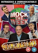 Mock The Week - Too Hot For TV [DVD] [2005][Region 2]