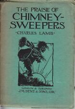 CHARLES LAMB - THE PRAISE OF CHIMNEY-SWEEPERS VINTAGEsc