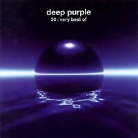CD Deep Purple – 30: Very Best Of Europe 1998