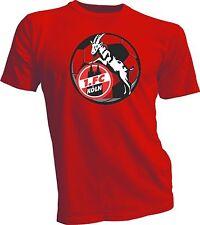 1. Fc Koln Germany Bundesliga Uefa Footbal Soccer Red T-Shirt Team Sports New