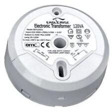 █► Elektr Transformator Eaglerise SET110CS -  12V 35 - 110 WATT Dimmbar rund ***
