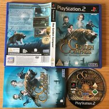 The Golden Compass PS2 PlayStation 2 PAL Game - Complete Kids Movie Action SEGA