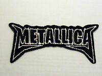 Metallica Sew or Iron On Patch