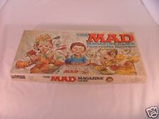 Mad Magazine Game 1979 Parker Brothers Board Game