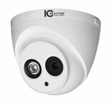 IC Realtime ICR200H - 2MP Security Dome Camera with IR Night Vision to 180 Feet