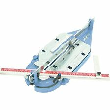 DTA SIGMA MANUAL TILE CUTTER 630mm w/ Double Tile Thickness Cutting Adjustments