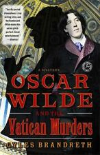 'OSCAR WILDE AND THE VATICAN MURDERS'-GYLES BANDRETH,paperback