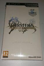 Dissidia 012 Final Fantasy PSP New Sealed UK PAL  Sony PlayStation Portable 12