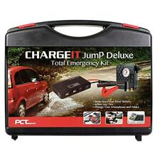 ChargeIT Jump Deluxe Total Emergency Kit - Battery Jump Starter & Compressor