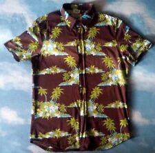 SHIRT man jungle vintage 90's DOLCE & GABBANA beachwear TG.S/M made Italy RARE