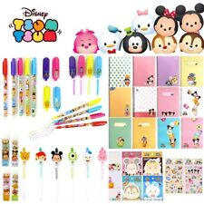 [GIFT WRAP] Disney Tsum Tsum Assorted School Supply Stationary Gift Set III