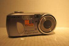 Sony Cyber Shot Camera 3x Lens F7.9 23.7mm 1:28-5.2 5.1 Mega Pixels DSC-P93