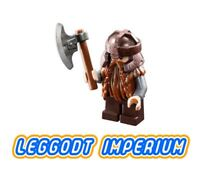 LEGO Minifigure - Gimli - Lord of the Rings dwarf minifig dim007 RARE! FREE POST