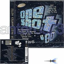 ONE SHOT '80 VOLUME 4 RARO CD 1999 - FUORI CATALOGO
