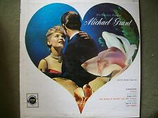 MICHAEL GRANT THE ROMANTIC PIANO OF DESIGN RECORDS DCF-1029