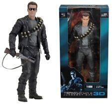 Terminator 2 T-800 1/4 Scale Figure Arnold Schwarzenegger NECA