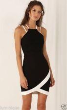 Nylon Hand-wash Only Formal Regular Size Dresses for Women