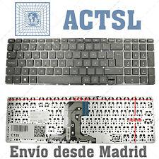 Teclado para portátil Español HP Pavilion 15-Ac Black (Without Frame, Win8)
