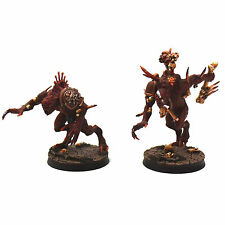 CHAOS DAEMONS KHORNE 2 Spawn Converted #1 PRO PAINTED crypt horrors 40K fantasy