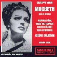 Joseph Keilberth - Verdi - Macbeth (Berlin 1950 Keilberth) [CD]