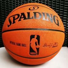 NBA Spalding Official Game Ball 2006 Rare Collectors item Retired Basketball