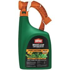 Ortho WeedClear 32 Oz. Ready To Spray Hose End Northern Lawn Weed Killer 2 pk