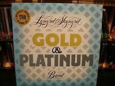 Lynyrd Skynyrd – Gold & Platinum  Vintage Greatest Hits LP  *see all pictures*