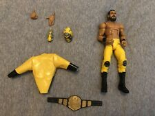 WWE Mattel Elite Andrade Cien Almas With US Title Belt Selling Collection