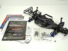 Traxxas Slash 4x4 LCG ULTIMATE EDITION Race Roller Slider Chassis Newest Model!