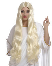 Blonde Atlantis Long Wavy Womens Adult Greek Roman Costume Wig