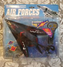 New Air Forces Wired Remote Control F-117A Special Stealth Fighter GoldLok Jet