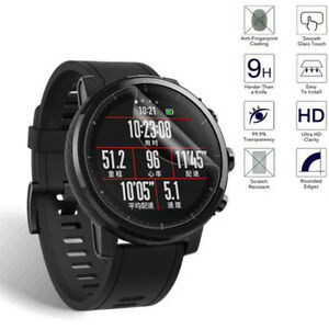 2 Pack TPU Screen Protector For Xiaomi Amazfit Stratos 2/2S Sport Smartwatch