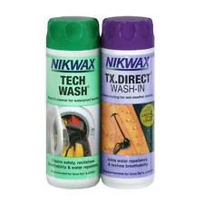 NIKWAX Tech Wash + TX Direct Duo Pack 300ml Waschmittel und Pflegemittel Set