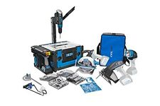 CEL Power 8 Officina Workshop al litio 18v senza fili ws4 Power 8 KIT COMPLETO