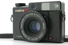 【Near Mint】 Plaubel Makina 67 Medium Format Film Camera from Japan #243