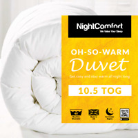 10.5 Tog Duvet OH-SO Winter Warm Quilt Duvet Single/Double/King Size