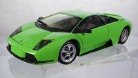 Mattel Hotwheels Lamborghini Murcielago 2001 Lime Matt Green 1:18 Toy Model Car
