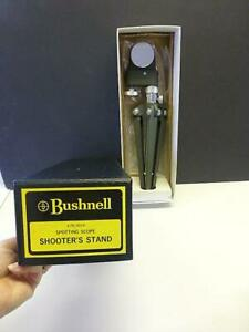 Vintage Bushnell Spotting Scope Shooter's Stand #78-3010 Mint in Box