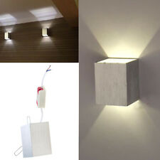 Wall Lighting Fixture: Home 3W LED Square Wall Lamp Hall Porch Walkway Living bedroom light Fixture,Lighting