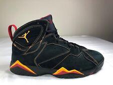 Nike Air Jordan VII 7 Retro Citrus 2006 Men's 10 (RIGHT SHOE ONLY) Bordeaux