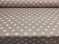 Sala Panama Cotton Blush Pink 140cm wide  Oslo Collection Curtain Fabric