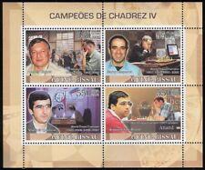 Guinea-Bissau 2008 Chess Champions IV: Karpov, Kasparov, Kramnik, Anand - pw68