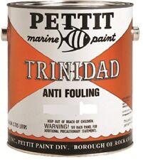 Pettit Trinidad Hard Antifouling Bottom Paint Boat Black Gallon 1875G 1875