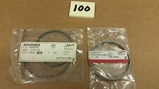 lot of (2) 6889096 - PISTON RING, SPLIT SEAL Airbus Helicopters Eurocopter #100
