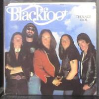"Blackfoot - Teenage Idol 7"" VG+ Promo Vinyl 45 ATCO 7-99851 USA 1983"