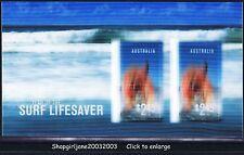 2007 - Australia - Year of the Surf Lifesaver lenticular mini-sheet - MNH