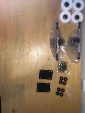 Skateboard Truks, Wheels, Bearings, Hardware