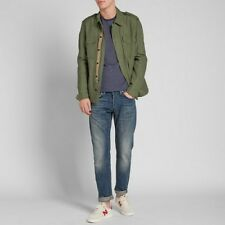 JEANS EDWIN HOMME ED 55 RELAXED TAPERED (white listed-mid slush) W34 L32  150€
